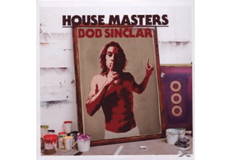 VARIOUS - House Masters - Bob Sinclar - (CD)