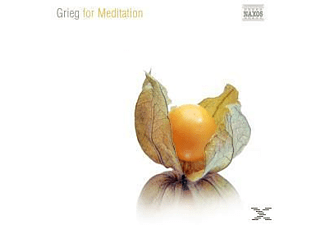 VARIOUS - Grieg For Meditation - (CD)