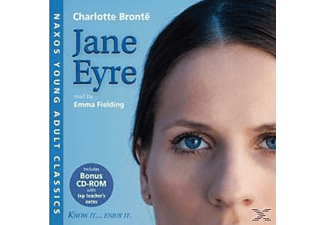 JANE EYRE - 3 CD -