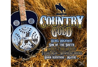 VARIOUS - Country Gold - (CD)