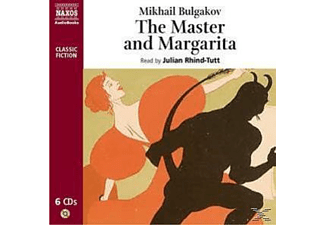 THE MASTER AND MARGARITA - 6 CD -