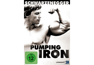 Pumping Iron - (DVD)