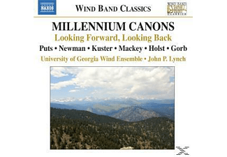 University Of Georgia Wind Ensemble, Lynch/University Of Georgia - Millenium Canons - (CD)