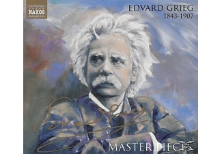 VARIOUS - Master Pieces - (CD)