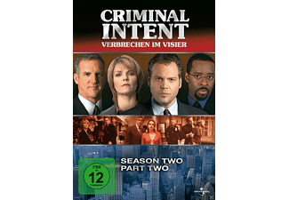 Criminal Intent - Verbrechen im Visier - Staffel 2.2 - (DVD)