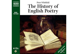 THE HISTORY OF ENGLISH POETRY - 7 CD -
