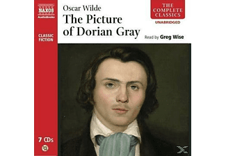 THE PICTURE OF DORIAN GRAY - 7 CD -