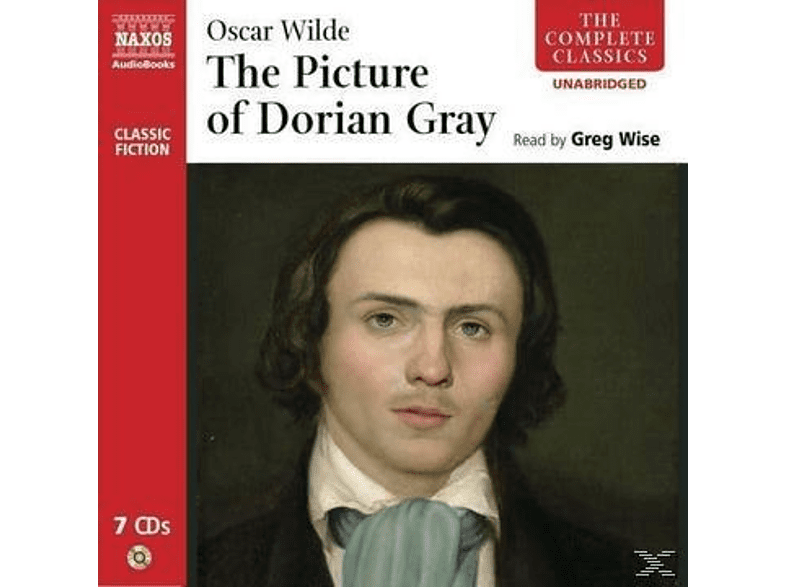 THE PICTURE OF DORIAN GRAY - (CD)