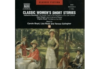 CLASSIC WOMEN S SHORT STORIES - 2 CD -