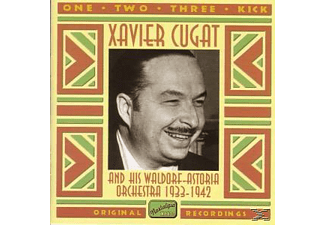 Xavier & Waldorf-astoria Orchestra Cugat - One Two Three Kick - (CD)