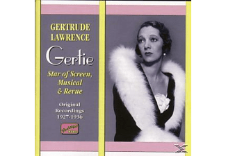 Gertrude Lawrence - Gertie-Star Of Screen,Music - (CD)