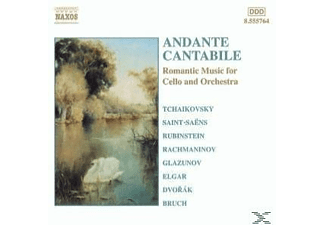 VARIOUS - Cantabile - (CD)