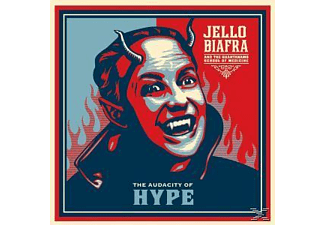 Jello & The Guantanamo School Of Medicine Biafra - The Audacity Of Hype - (Vinyl)