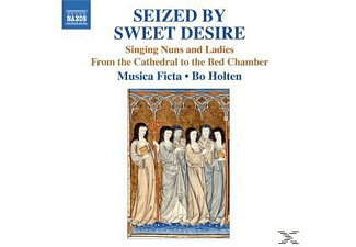 Ho & Musica Ficte Holten, Musicaficta/Holten - Seized By Sweet Desire - (CD)
