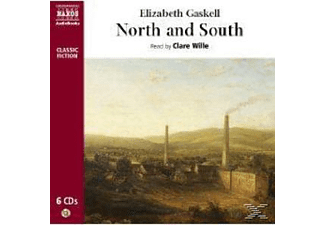 NORTH AND SOUTH (GEKÜRZT) - 6 CD -