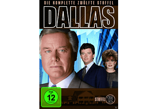 Dallas - Staffel 12 - (DVD)