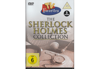 The Sherlock Holmes Collection Vol. 1 - (DVD)