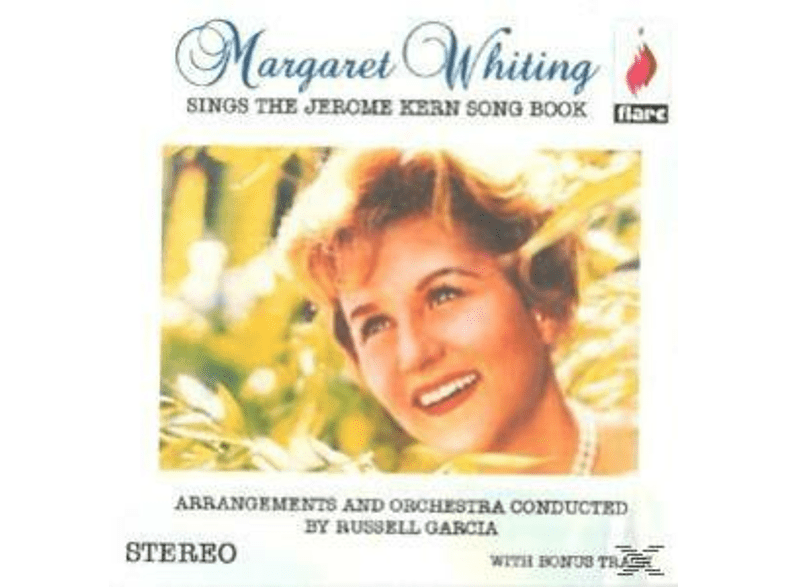 Margaret Whiting - Sings The Jerome Kern Songbook [CD]