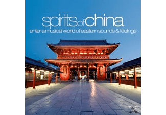 VARIOUS - Spirits Of China - (CD)
