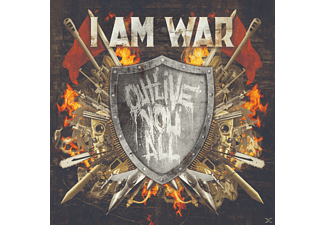 I Am War - Outlive You All - (CD)