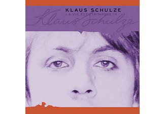 Klaus Schulze - La Vie Electronique 14 [CD]