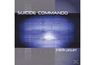 Suicide Commo - Hellraiser - (5 Zoll Single CD (2-Track))