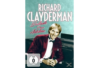 Richard Clayderman - Ballade Pour Adeline: His Greatest Hits - (DVD)