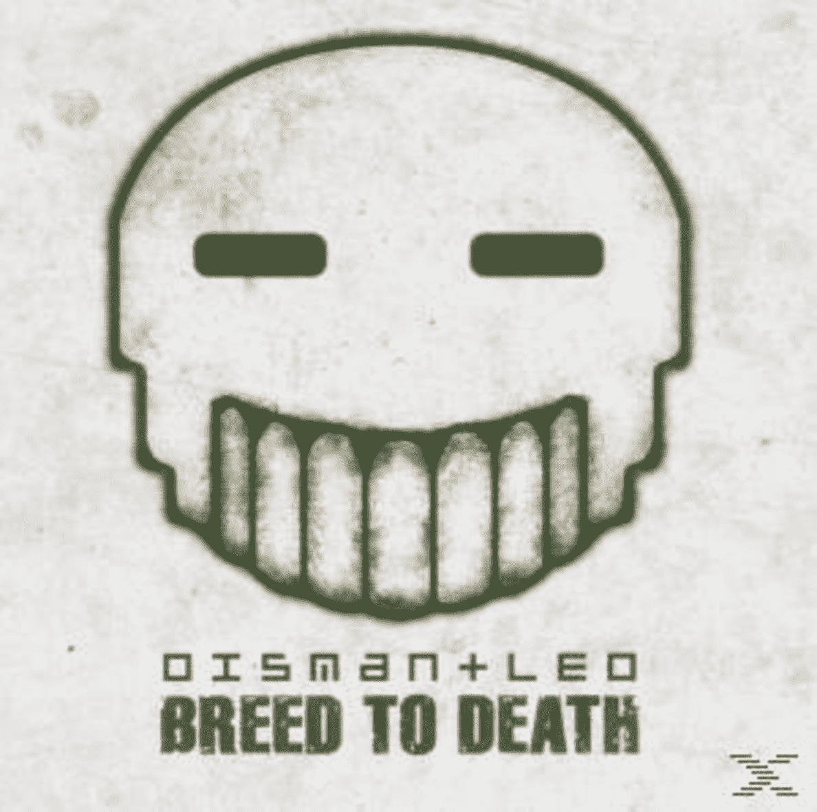 Breed to death Dismantled auf CD