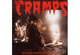 The Cramps - Rockinreelininaucklandnewzeala - (CD)
