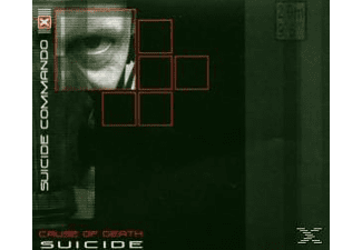 Suicide Commo - Cause Of Death: Suicide - (5 Zoll Single CD (2-Track))