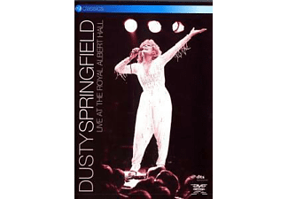 Dusty Springfield - Live At The Royal Albert Hall [DVD]