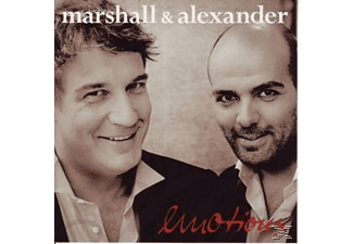 Marshall, Marshall & Alexander - Emotions - (CD)