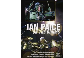 - Ian Paice: On The Drums - (DVD)