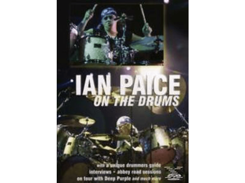 - Ian Paice: On The Drums [DVD]