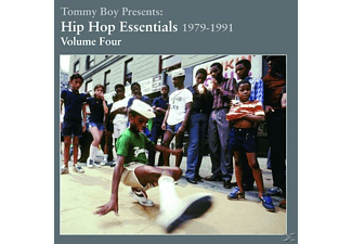 VARIOUS - Tommy Boy Presents - Hip Hop Essentials Vol.4 [CD]