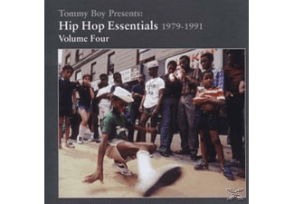 Tommy Boy Presents, VARIOUS - Tommy Boy Presents-Hip Hop Essentials Vol.5 - (CD)