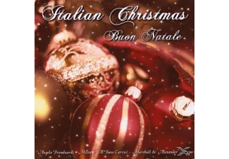 VARIOUS - Italian Christmas-Buon Natale - (CD)