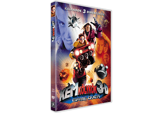 Kémkölykök 3D - Game Over (DVD)