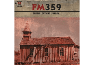 Fm359 - Truth,Love And Liberty - (CD)