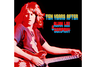 Ten Years After - Alvin Lee And Company (CD)