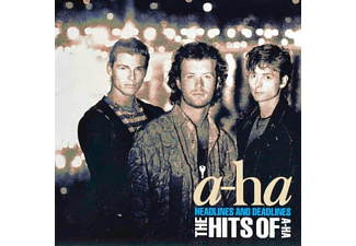 A-Ha - The Headlines And Deadlines-Hits Of A-Ha - (CD)