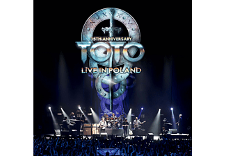 Toto - 35th Anniversary Tour-Live In Poland - (DVD + CD)