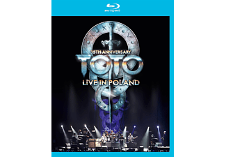 Toto - 35th Anniversary Tour-Live In Poland - (Blu-ray)