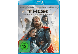 Thor - The Dark Kingdom - (Blu-ray)