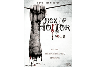 Box Of Horror - Volume 2 | DVD