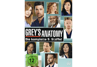 Greys Anatomy - Staffel 9 Drama DVD