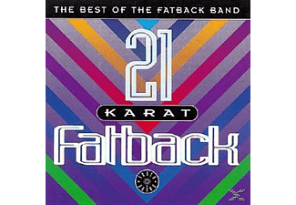 Fatback - 21 KARAT FATBACK-BEST OF... - (CD)