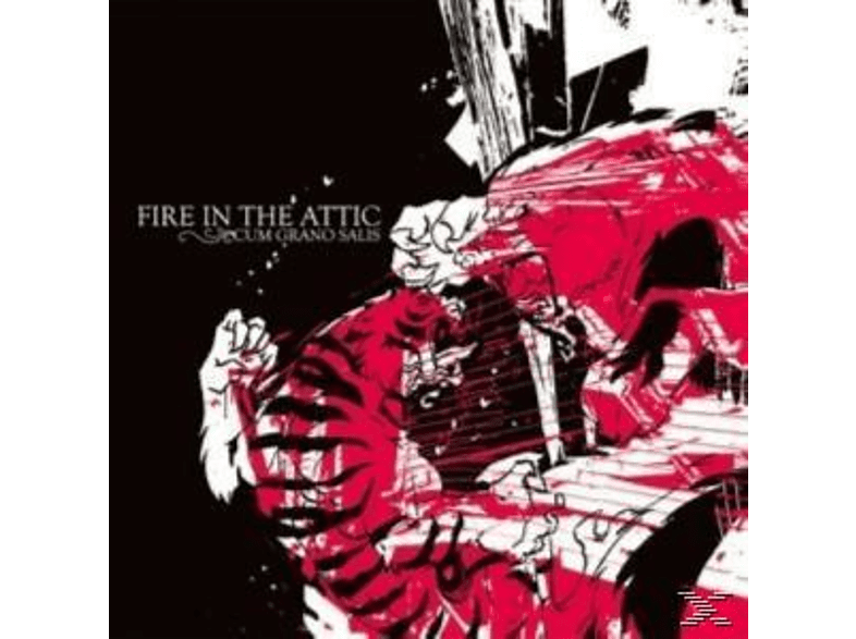 Fire In The Attic - CUM GRANO SALIS [Vinyl]