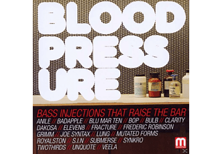 VARIOUS - Blood Pressure - (CD)