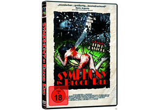 Symphony in Blood Red - (DVD)